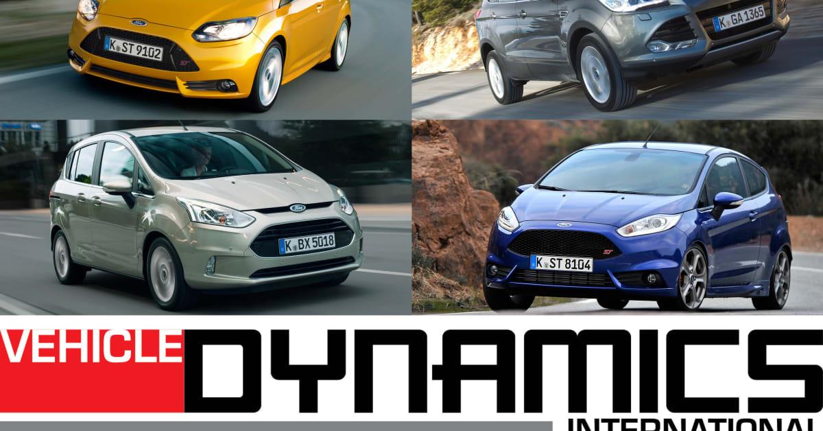 Ford f r tv utm rkelser f r fordonsdynamik juryn Ford motor company press release