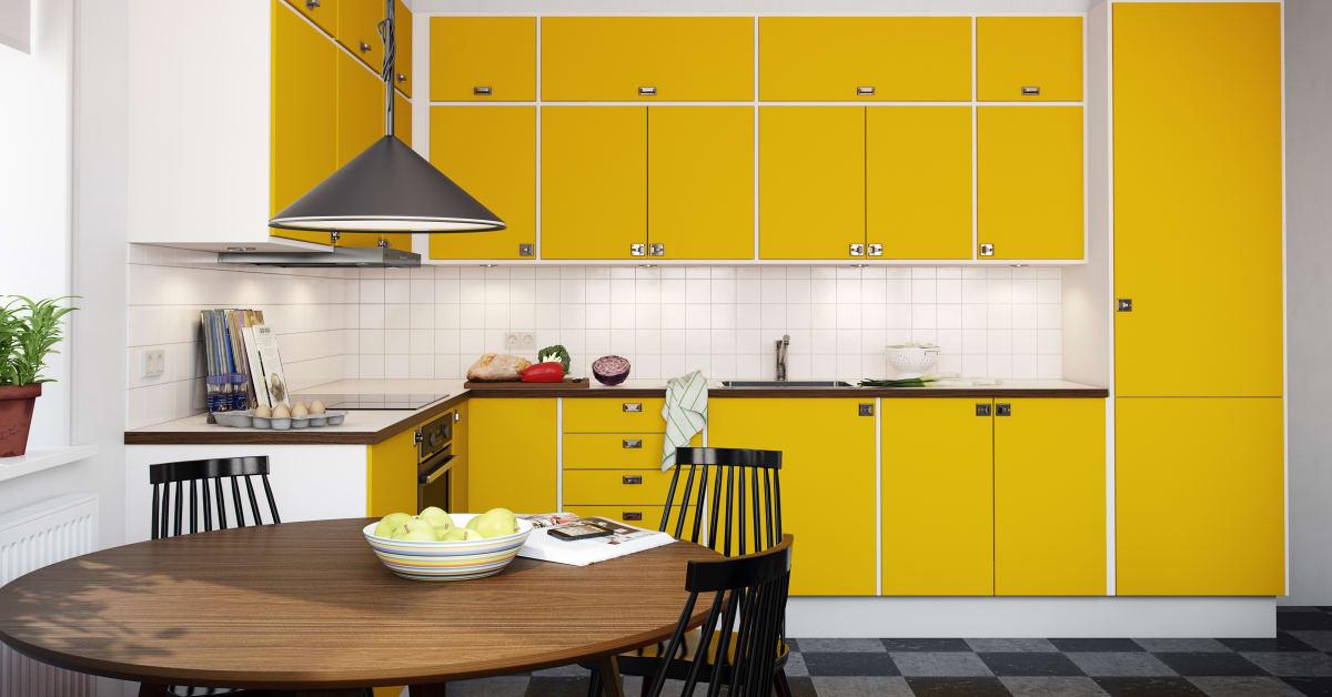 Sentens kök 2014   kust design retro gul 2   electrolux home