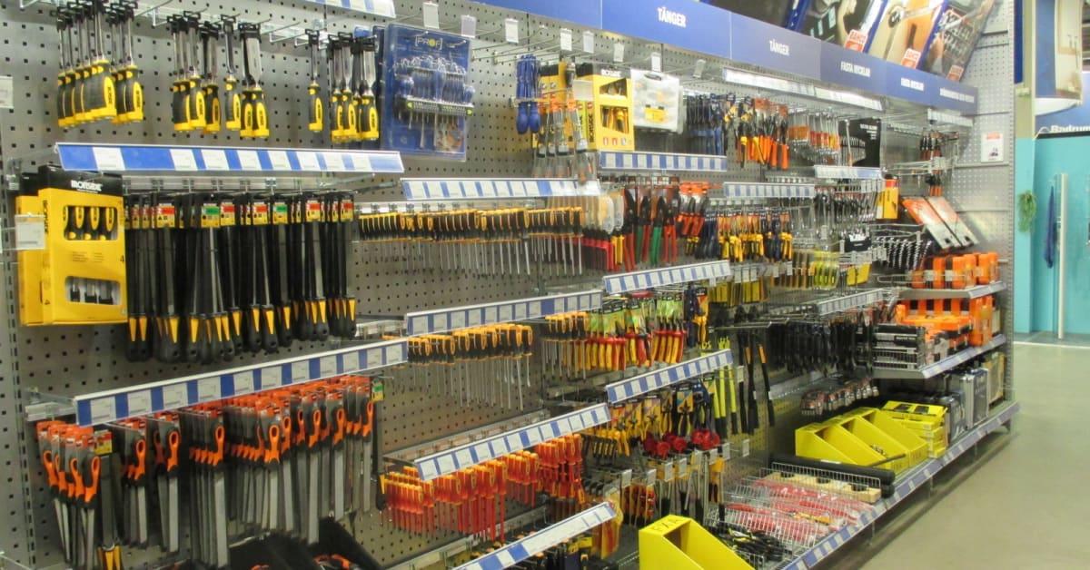 Handverktyg hos K rauta K rauta och Onninen
