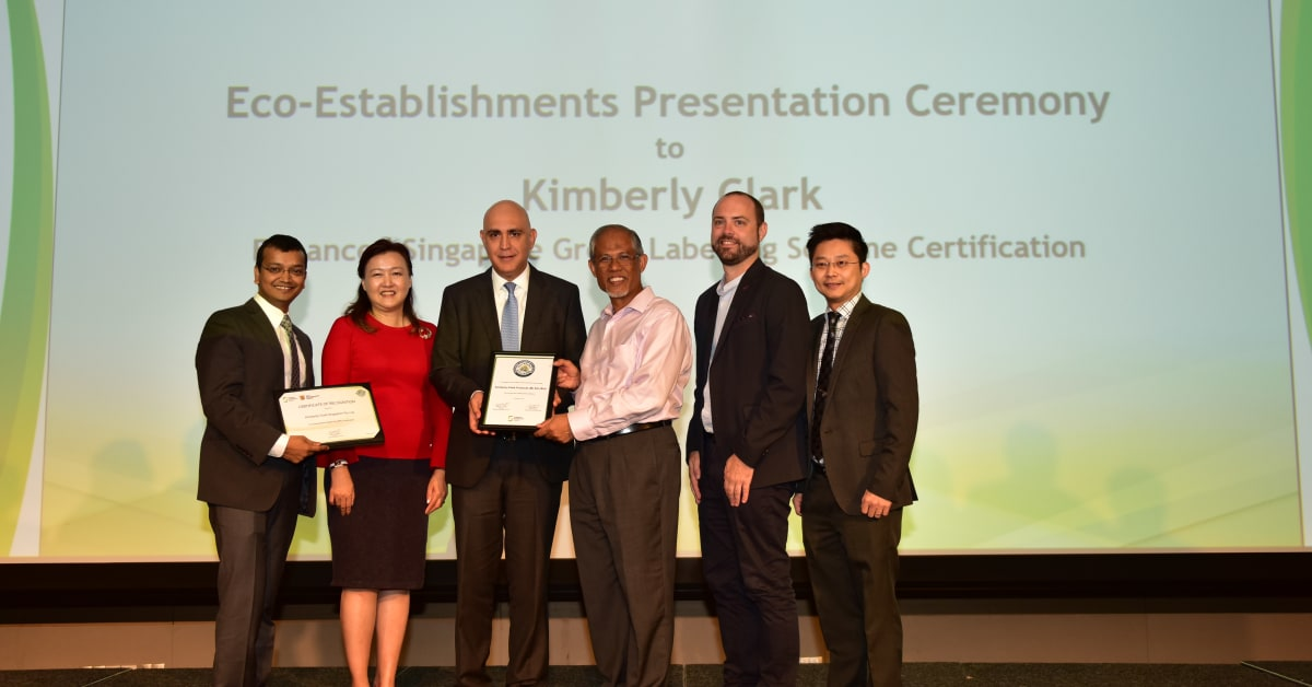 singapore environment council awards first enhanced green