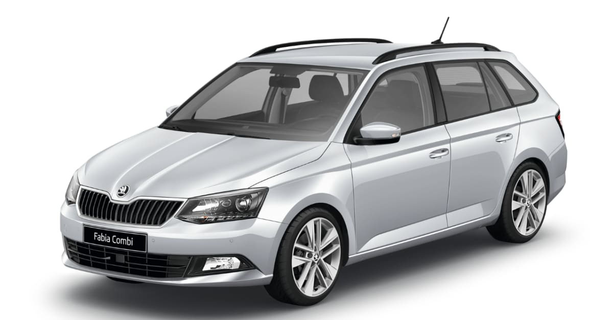 skoda fabia combi skoda danmark. Black Bedroom Furniture Sets. Home Design Ideas