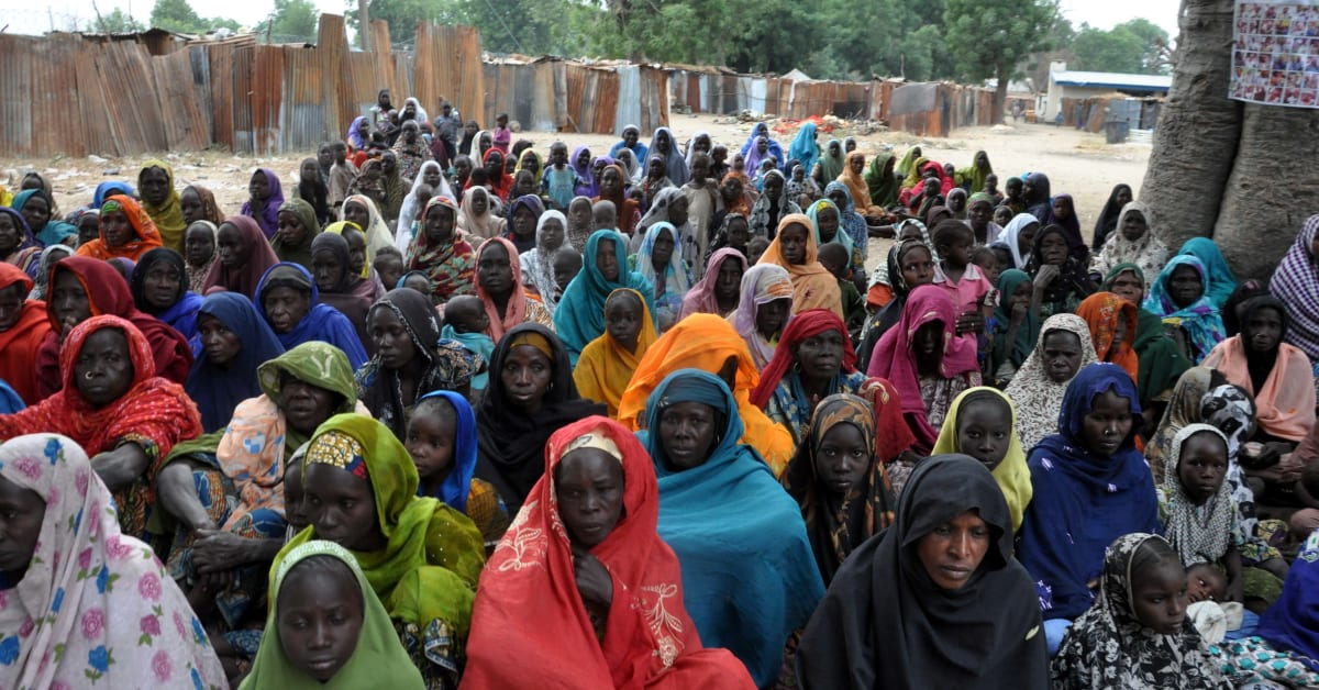 Ensamstående kvinnor i nigeria