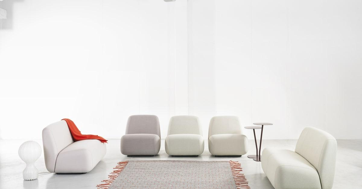 Lammhults presenterar Aperi u2013 ett mjukt välkomnande på det moderna Lammhults Möbel AB