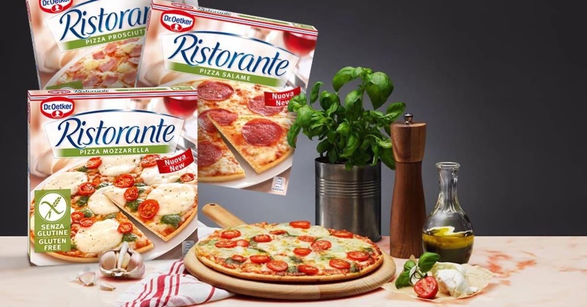 pizzadeg utan gluten