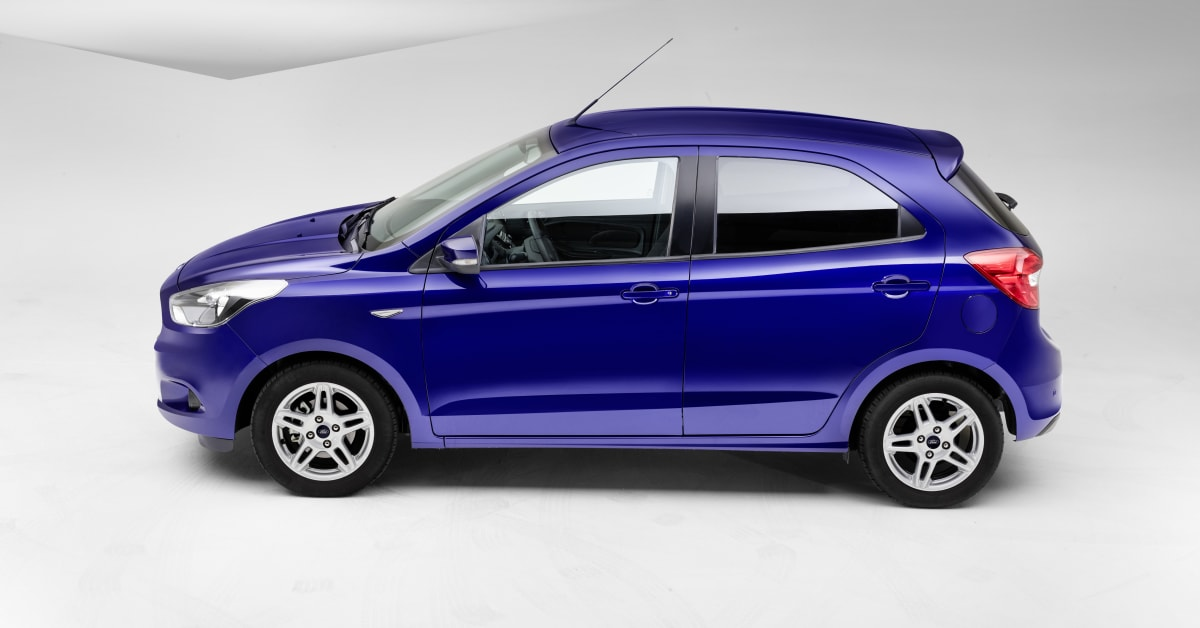 Stort v rde i ett litet paket nya ford ka erbjuder Ford motor company press release