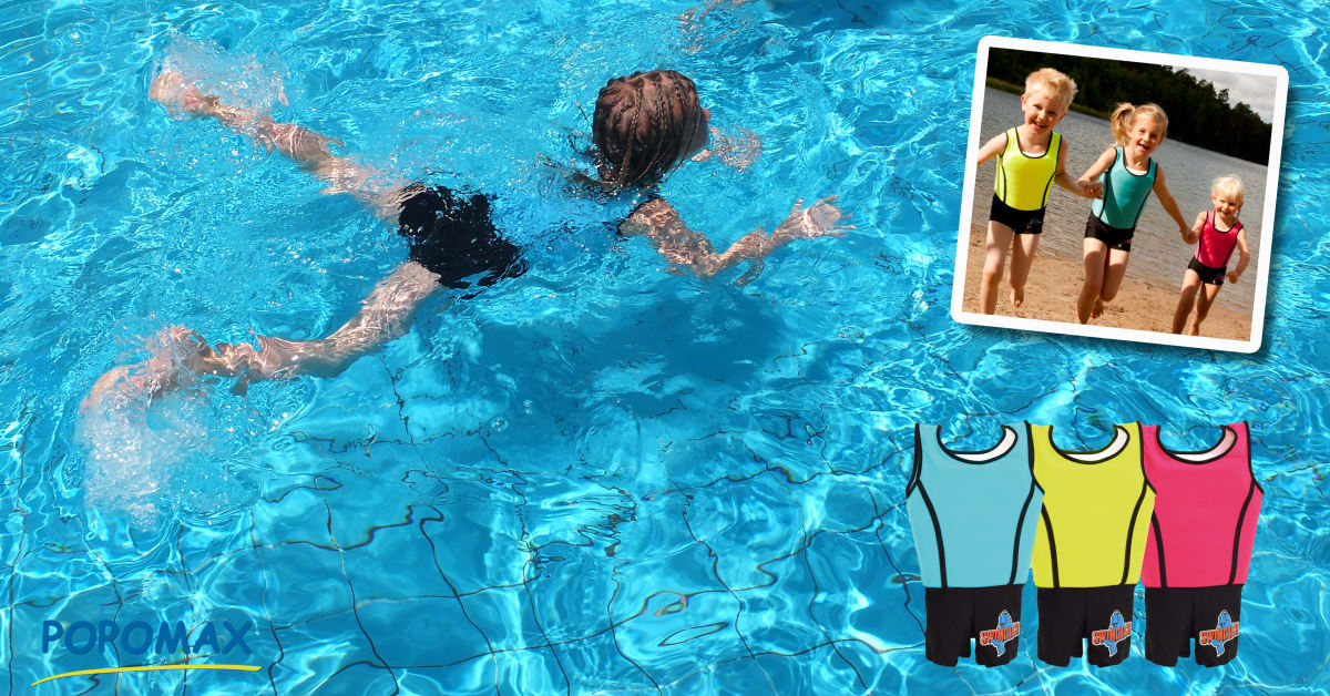 swimcoach flytande baddräkt