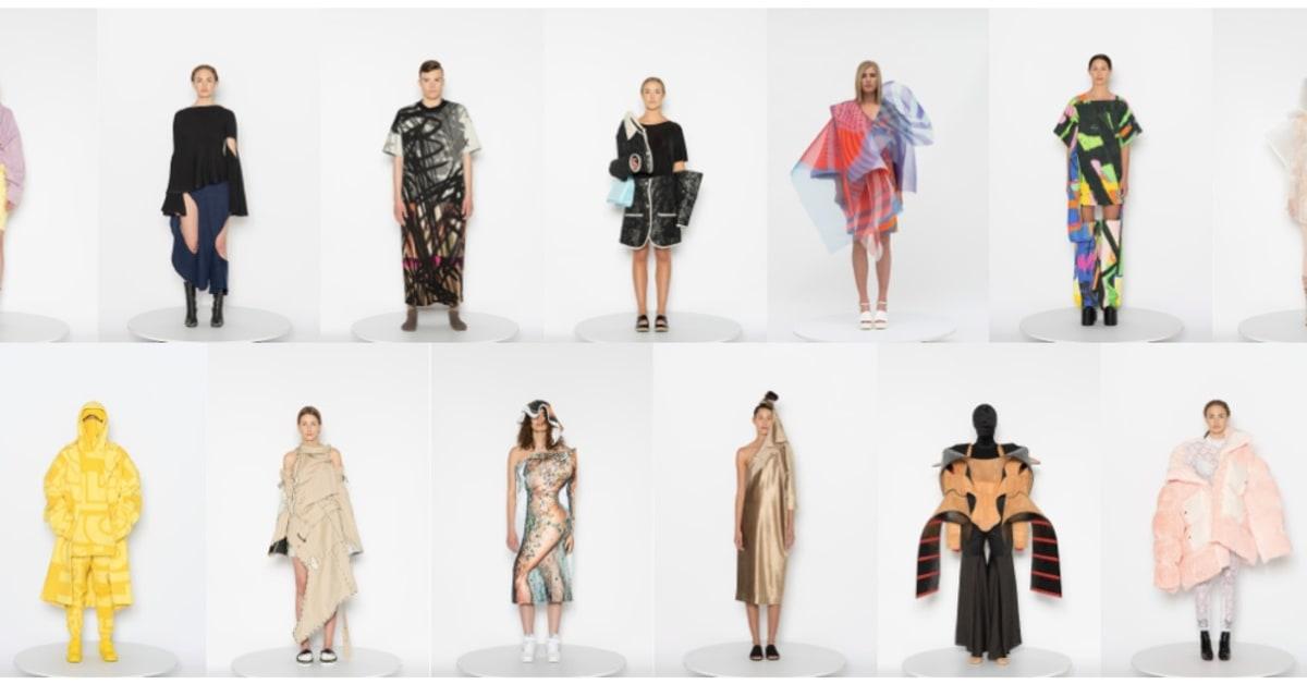 Textilh Gskolan Inleder Fashion Week In Stockholm