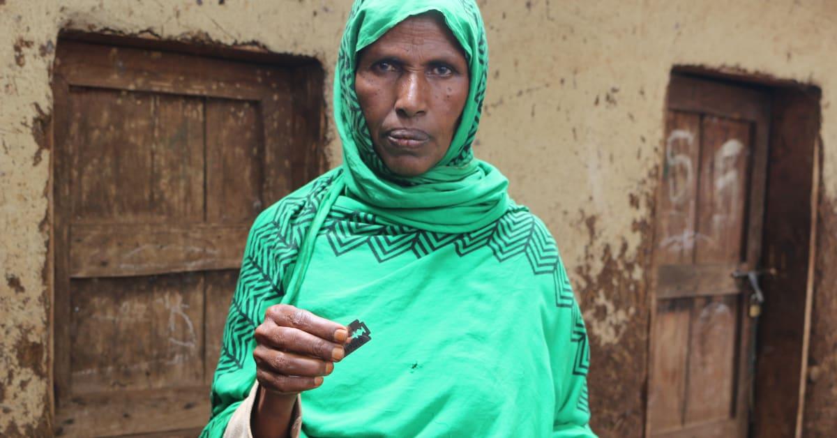 Kvinder Mod Omskæring Arden