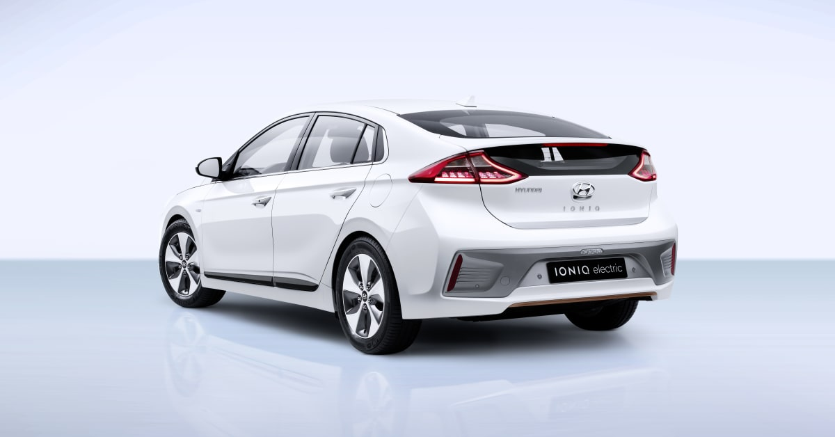 Hyundai Ioniq Electric Hyundai Motor Norway