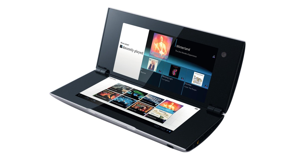 sony tablet p 07 sony deutschland. Black Bedroom Furniture Sets. Home Design Ideas
