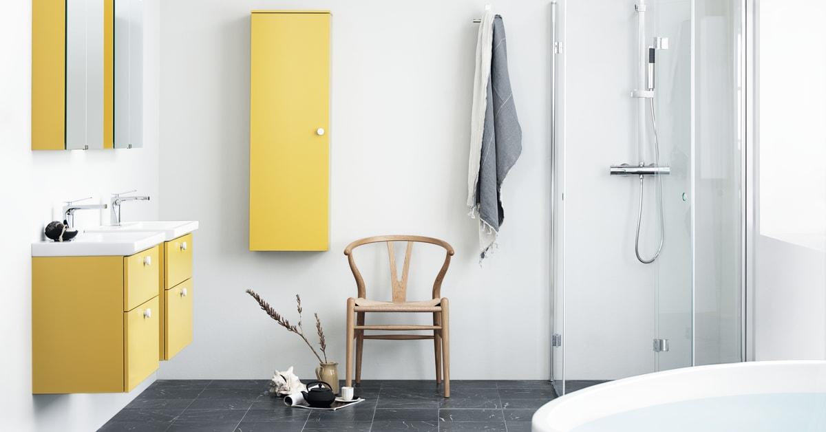 Forma 60 gul miljö Svedbergs