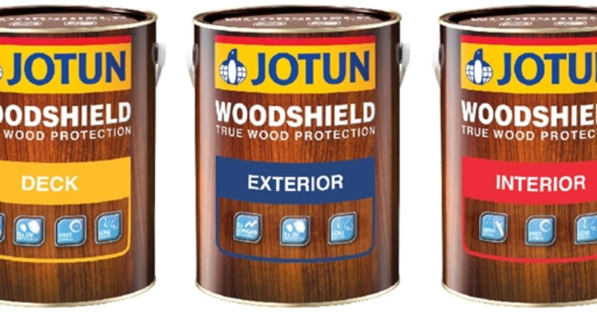 Technical Data Jotun Woodshield Varnish Jotun Singapore