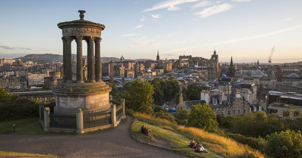 Travel elite come to edinburgh visitscotland for Travel to edinburgh scotland