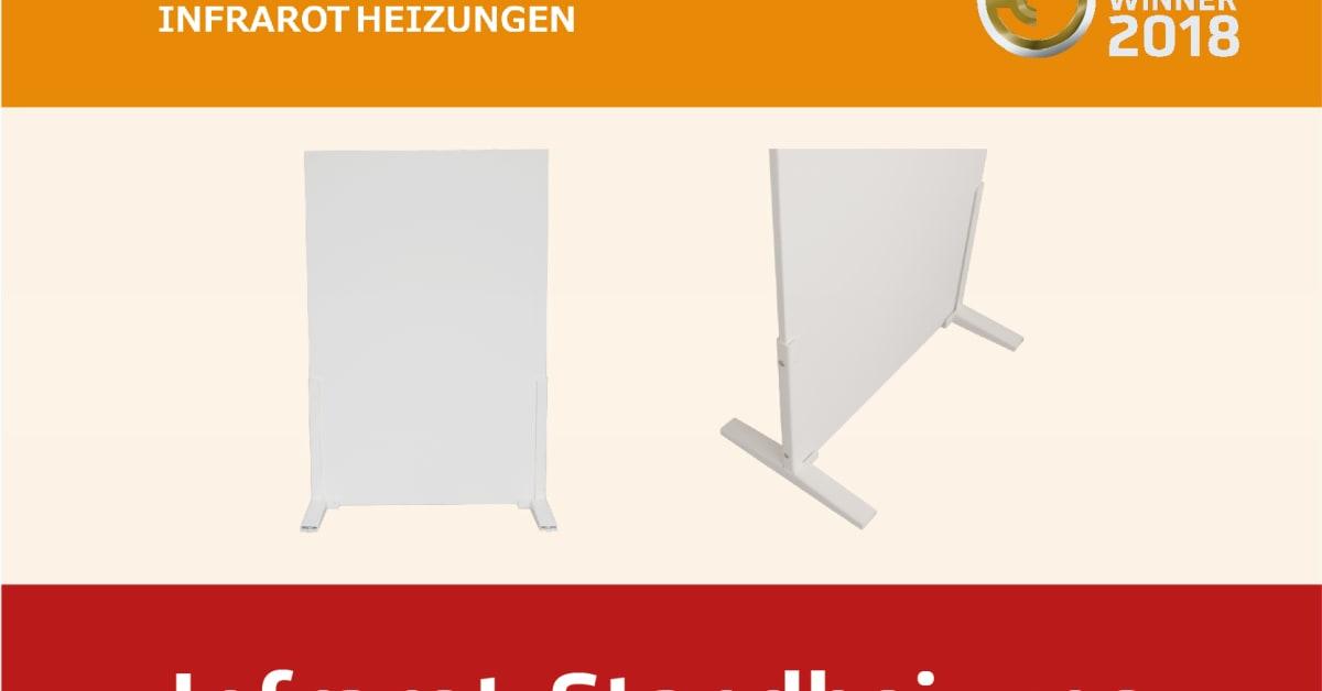 Mobile Warme Die Neue Digel Heat Infrarot Standheizung Digel Heat