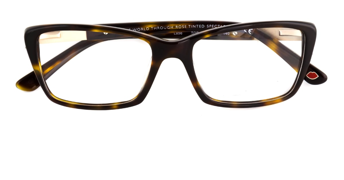 Vision Express Designer Glasses Frames : Renowned designer Lulu Guinness launches iconic eyewear ...