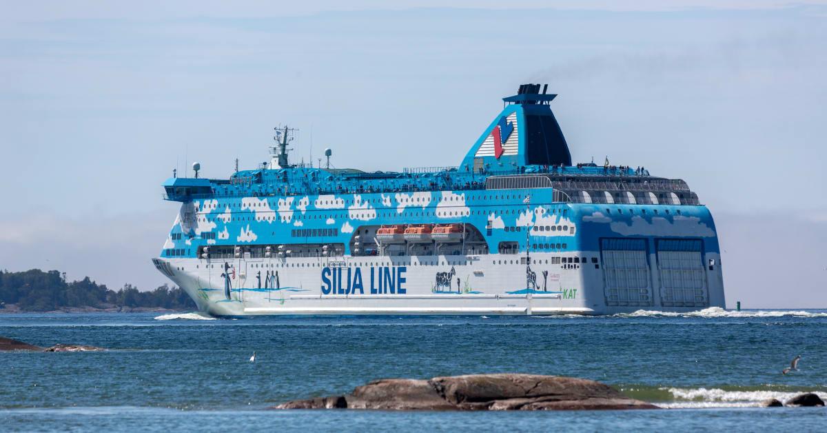 Färjtrafiken mellan Åbo och Stockholm fortsätter – Mariehamn byts ut mot Långnäs