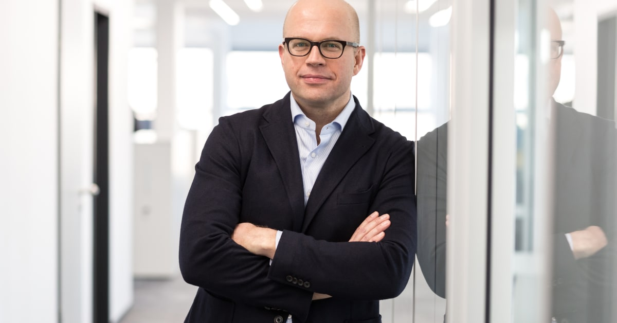 Carsten unbehaun appointed as new ceo of hagl fs ab hagl fs for Carsten held