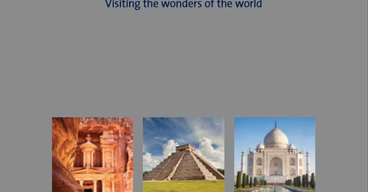 Discover The Wonders Of The World With Fred Olsen