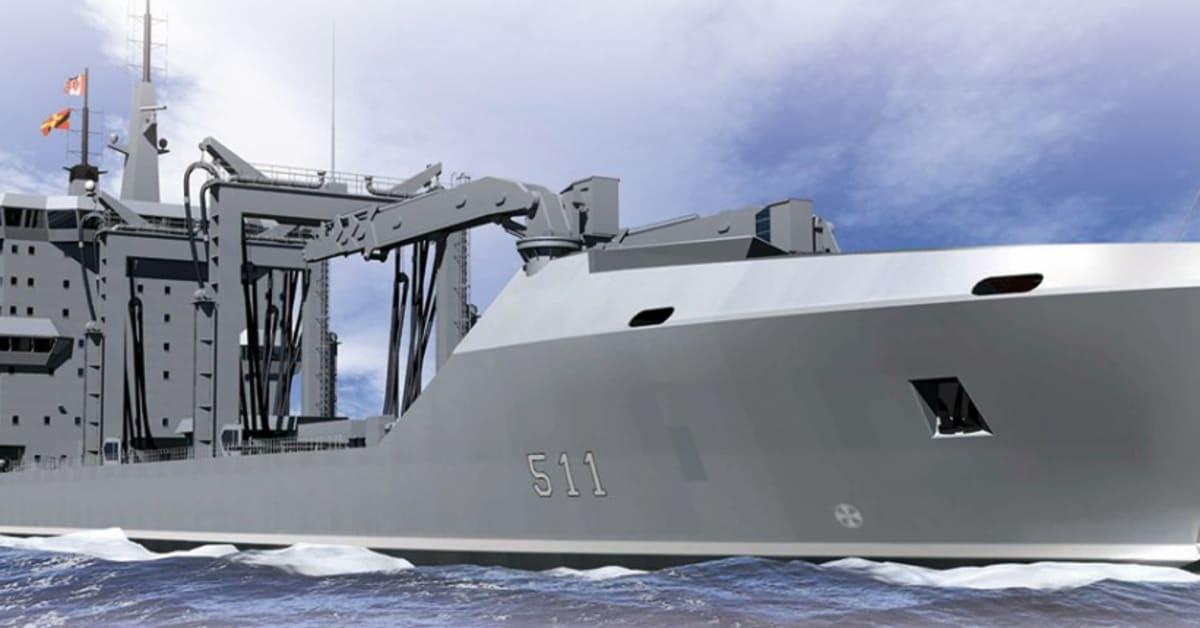Kongsberg Maritime Kongsberg Completes Supply Of Digital