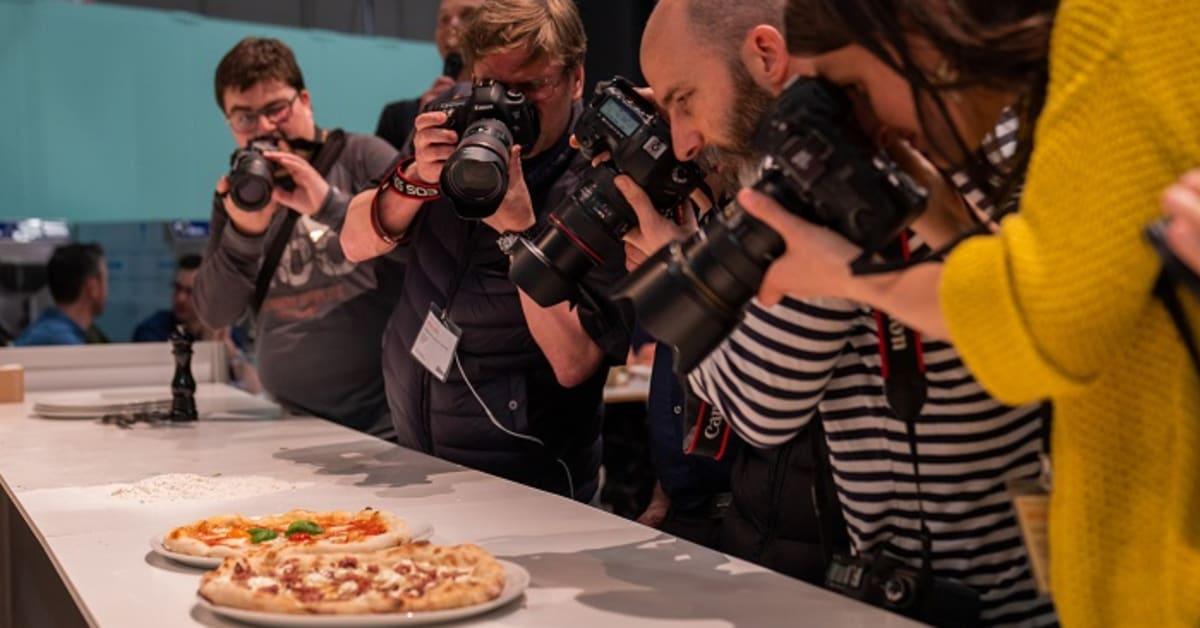 Vem gör Sveriges godaste pizza? Massor av spännande tävlingar på GastroNord!