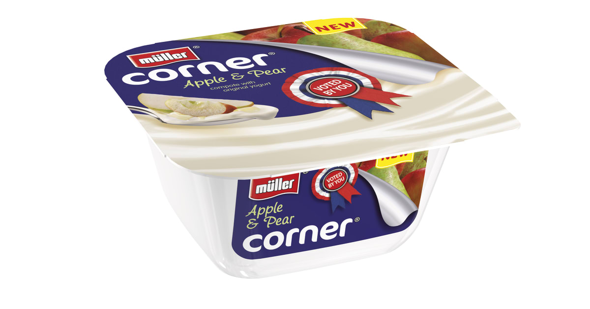 cornering the yogurt market muller dairy uk marketing essay Muller corner, its top-selling line, and mullerlight have had to work hard to compete with active health products the manufacturer has introduced health-oriented extensions such as corner with healthy balance, and placed a focus on natural ingredients.