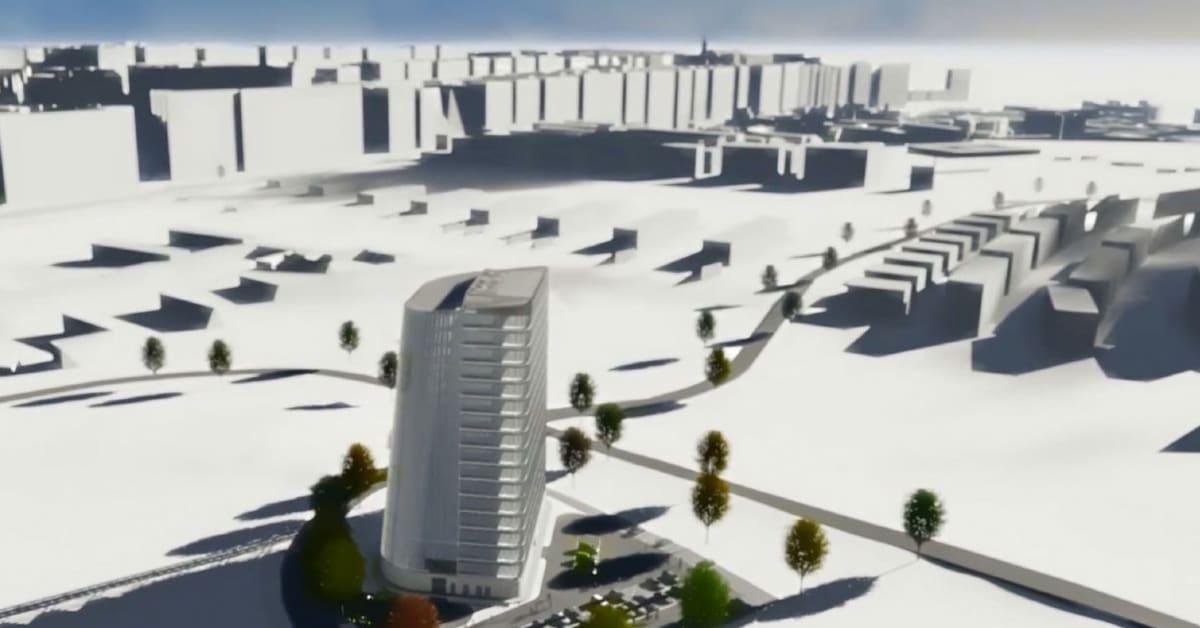 Swedish firm designs ecological settlement on the Faroe Islands 47