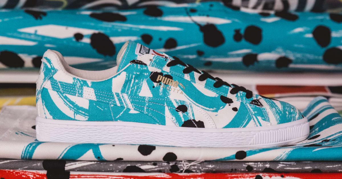 photo Sneakersnstuff x 10-Gruppen x Puma Trainers