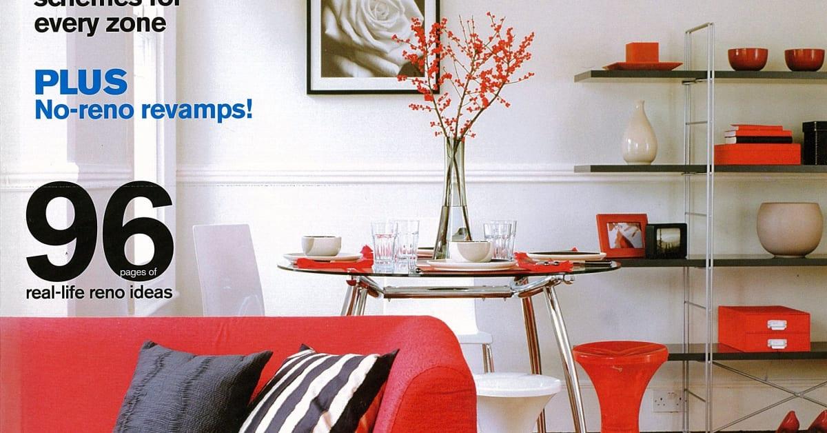 Evorich Flooring Featured On Singapore SquareRooms Magazine