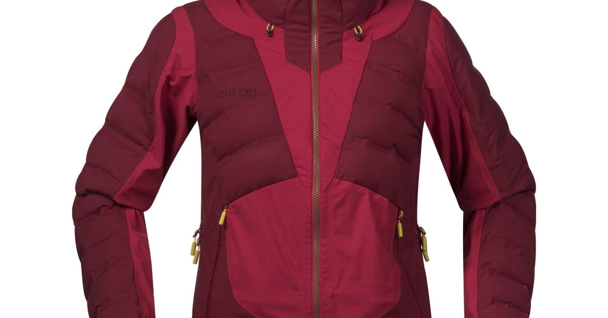 Hemsedal Hybrid Lady Jacket | Bergans of Norway