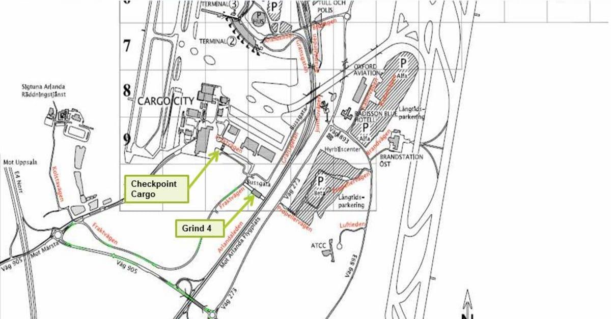 Karta Over Arlanda Flygplats.Pressinbjudan Varldens Storsta Flygplan Till Arlanda Swedavia