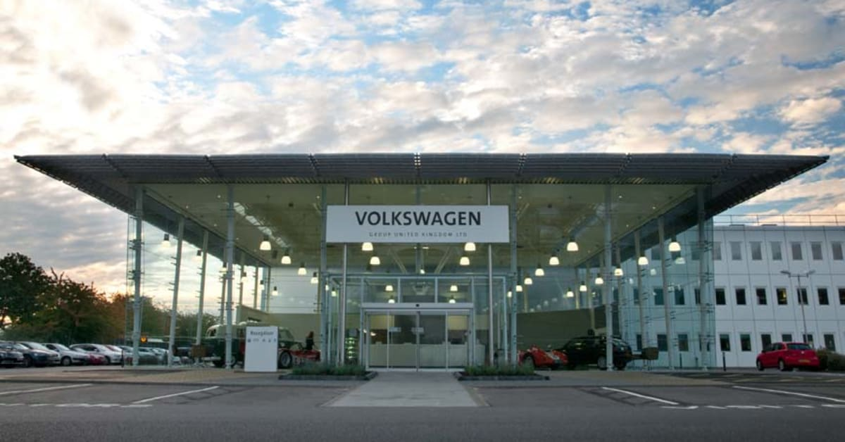It S Official Volkswagen Group Uk Is A Top Employer
