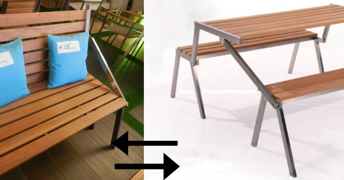 Space Saving Furniture For Your Home   HAUS Furnishing™   Alfresco Indoor Outdoor  Furniture Singapore