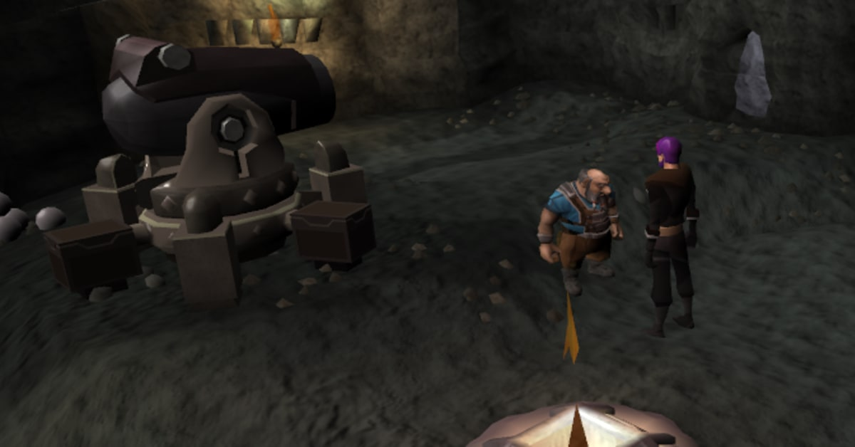 Buy Cheap Runescape 3 Gold to Complete Between a Rock