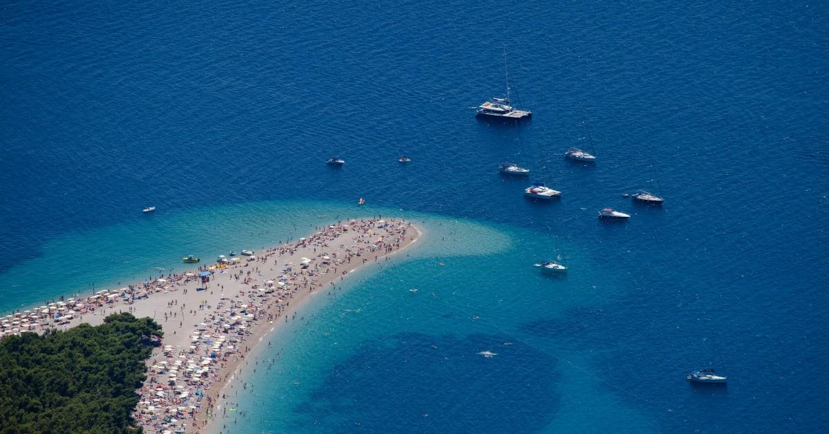 segla i kroatien med besättning