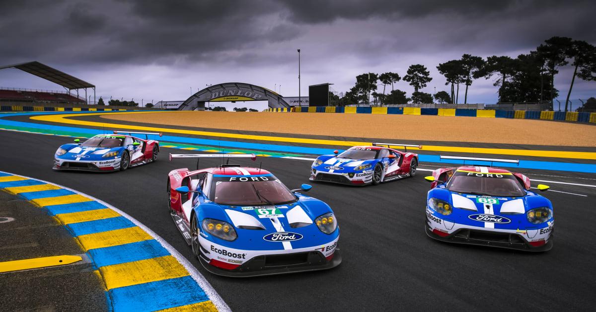Fords Racingteam Siktar P Att F Rsvara Sin Titel Vid Le