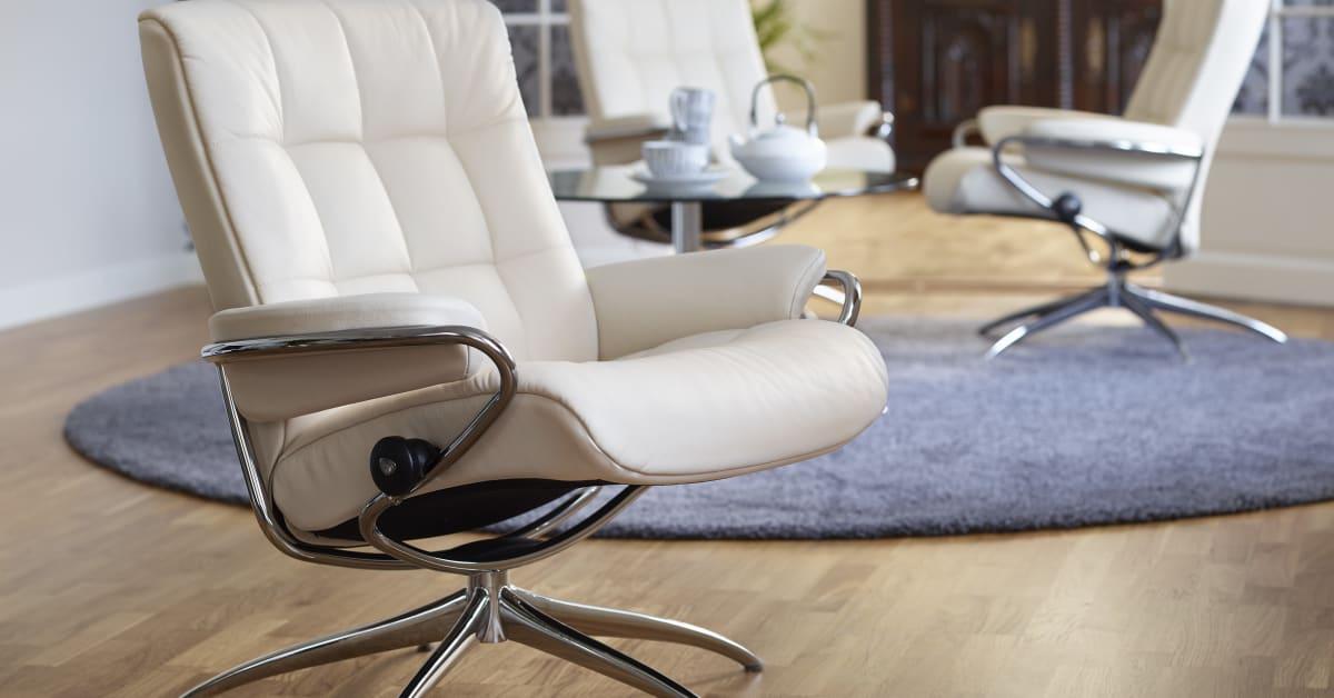 nyhet stressless london hvilestol stressless. Black Bedroom Furniture Sets. Home Design Ideas