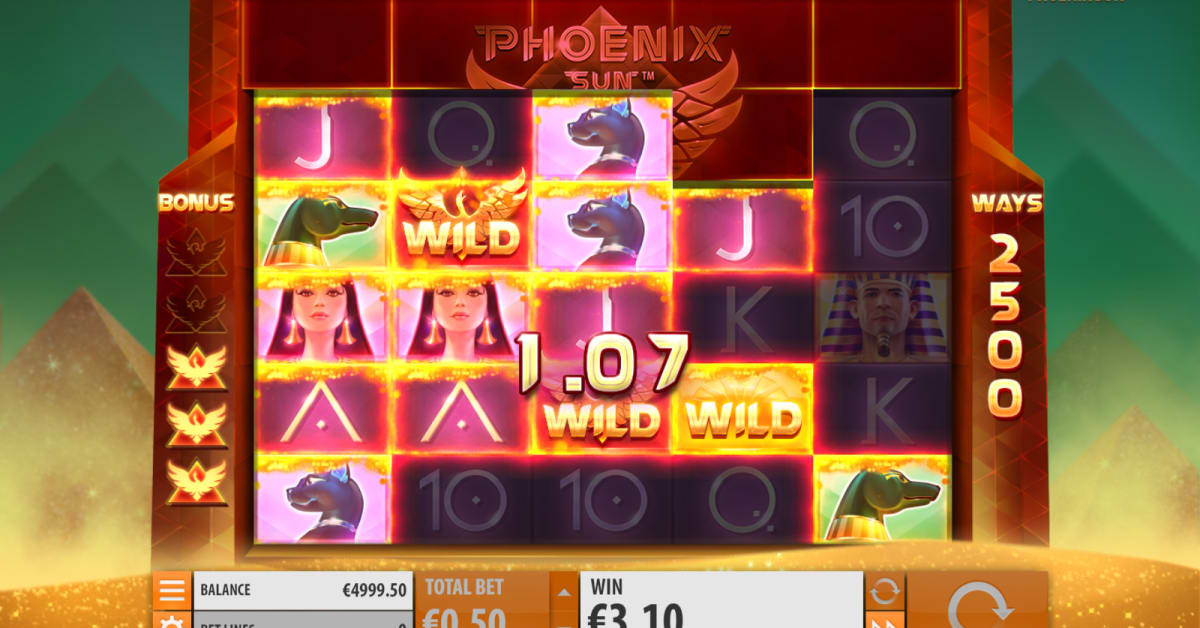 Phoenix Sun - Rizk Casino