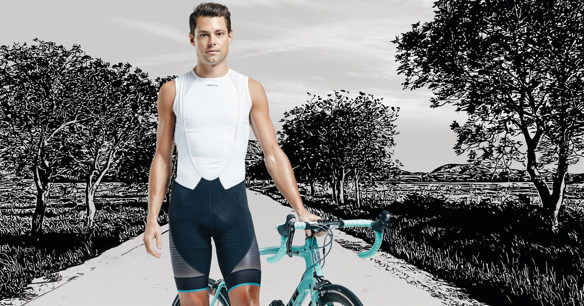 Gran fondo bib shorts be ready to race craft sportswear international - Superstudio com ...