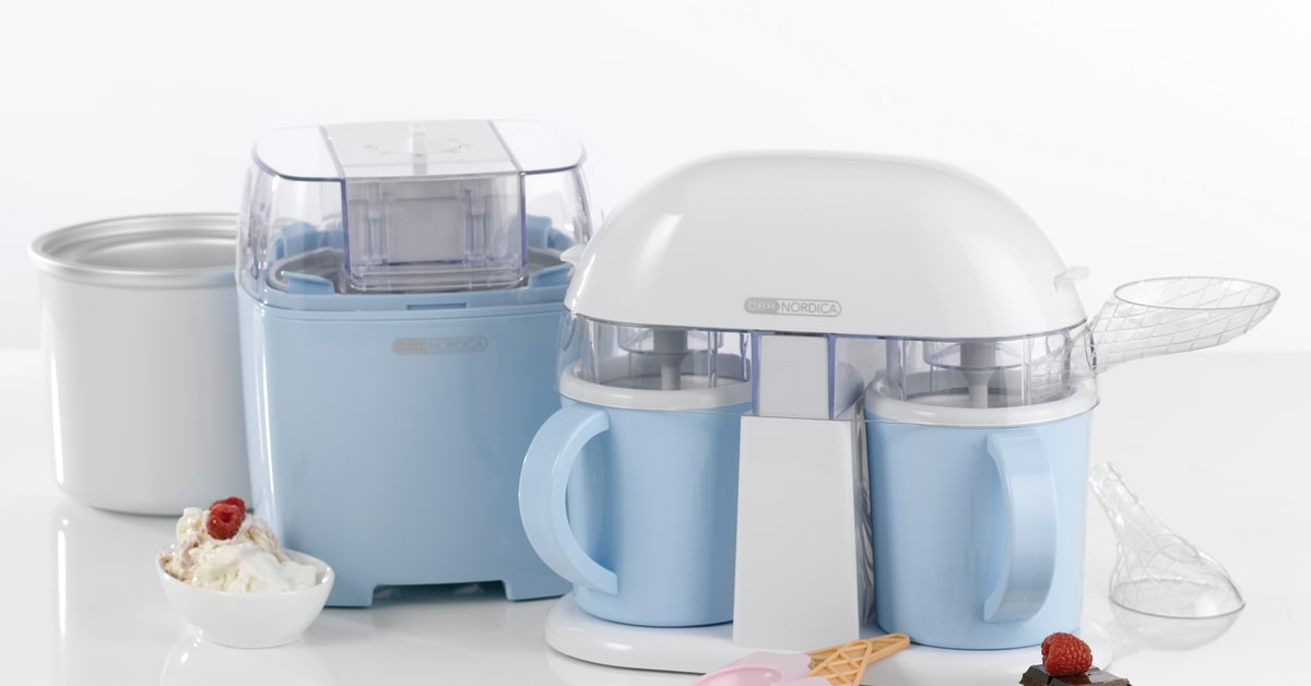 OBH Nordicalta uusia jäätelökonemalleja  OBH Nordica