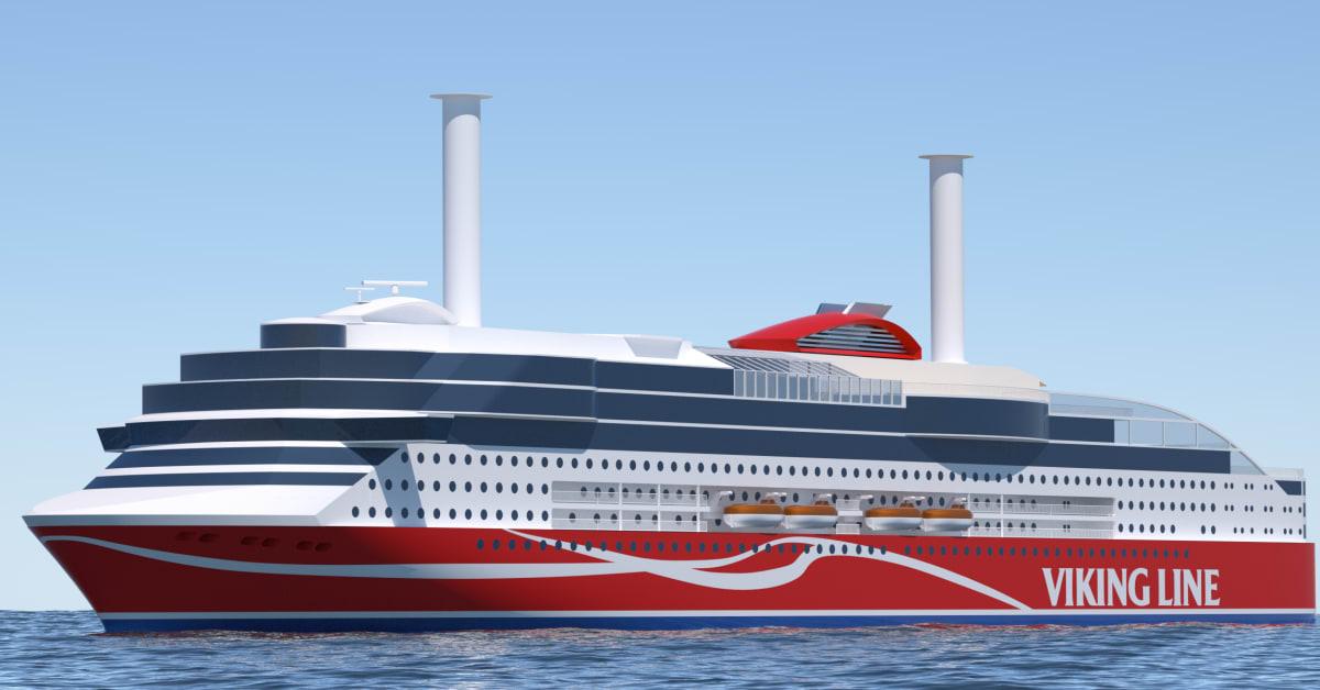 Viking Line äkkilähtö