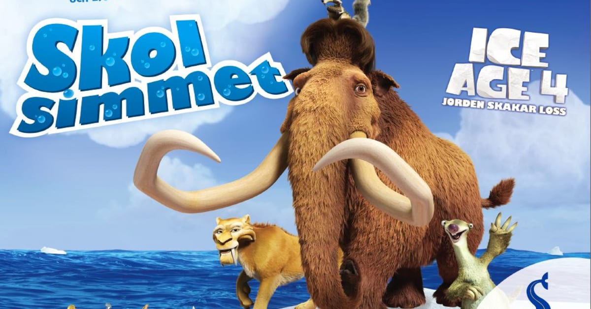 ice age svenska stream