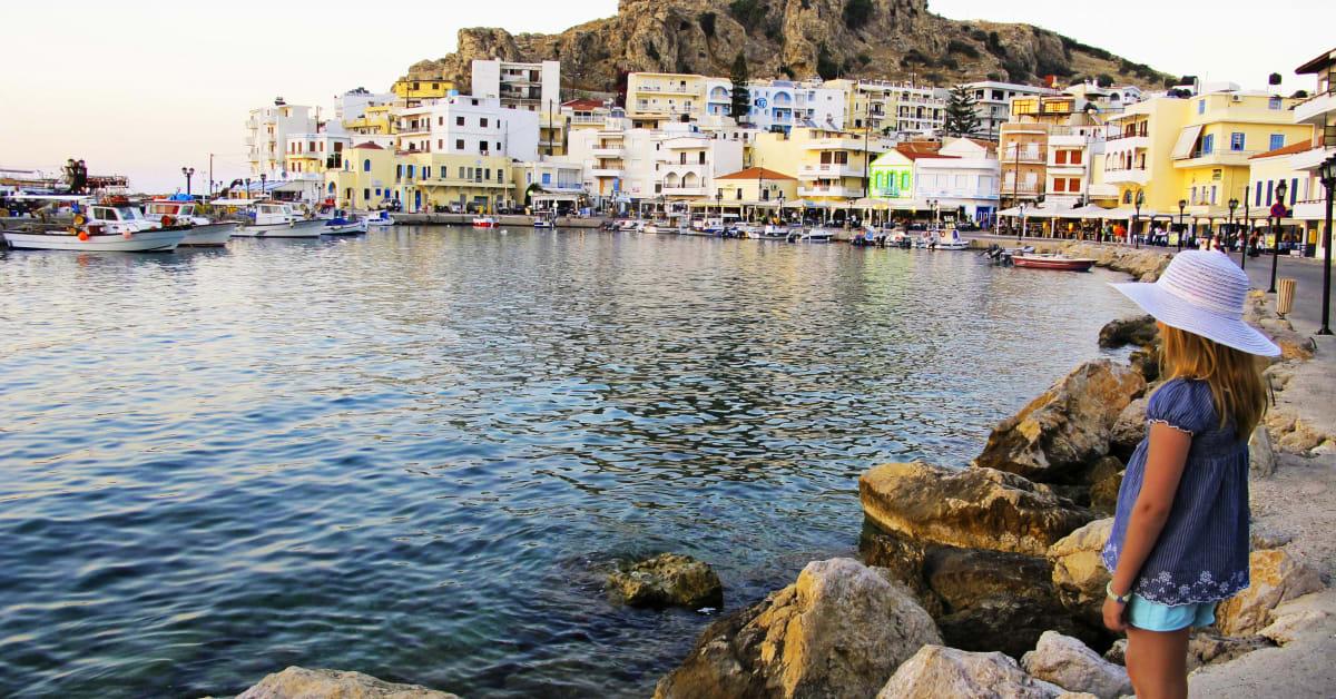 største greske øy