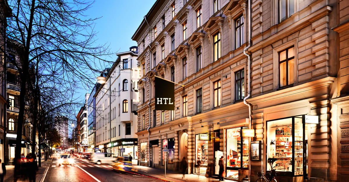Htl exteri r scandic hotels for Hotel stockholm