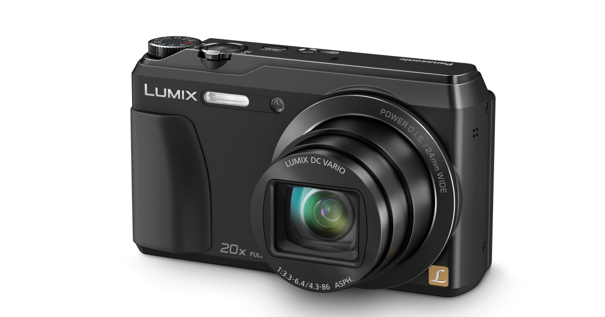 Panasonic launches the LUMIX TZ55 – a new versatile and high