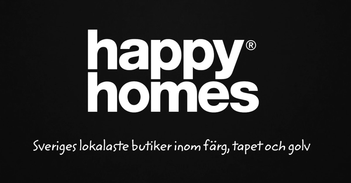 happy homes reklamfilm happy homes. Black Bedroom Furniture Sets. Home Design Ideas