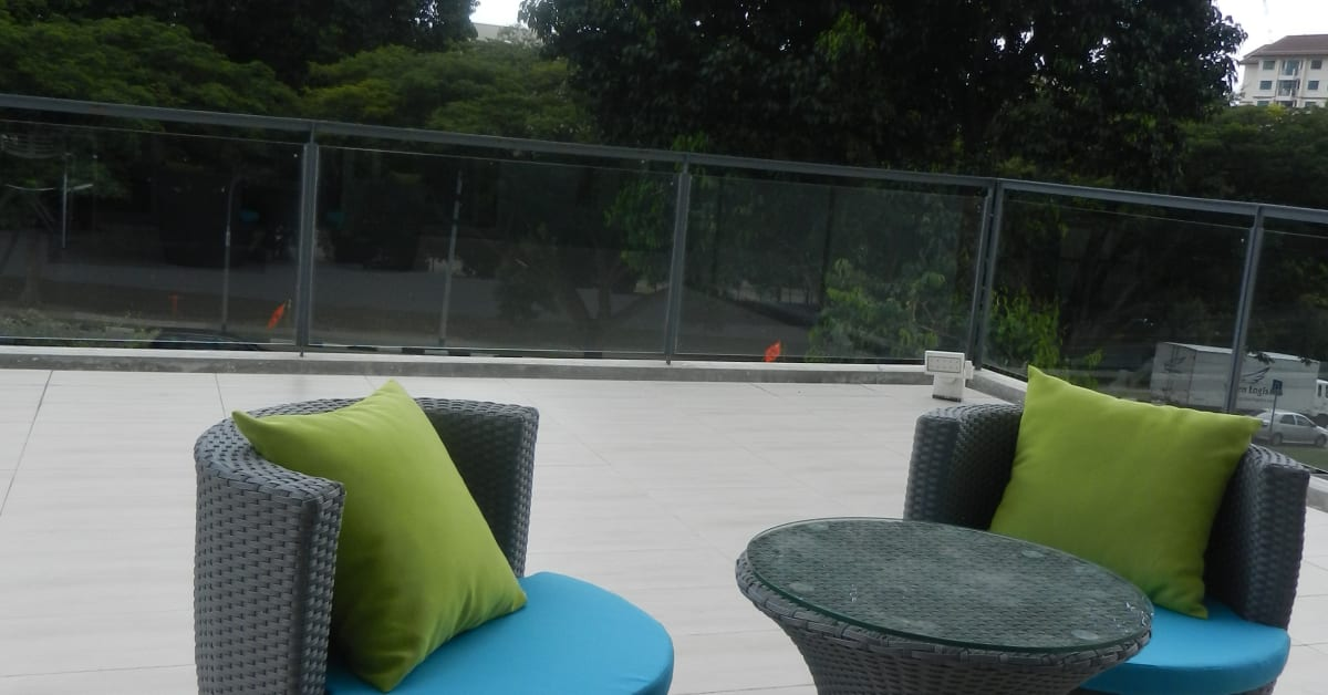 Outdoor furniture options in singapore haus furnishing for Furniture singapore