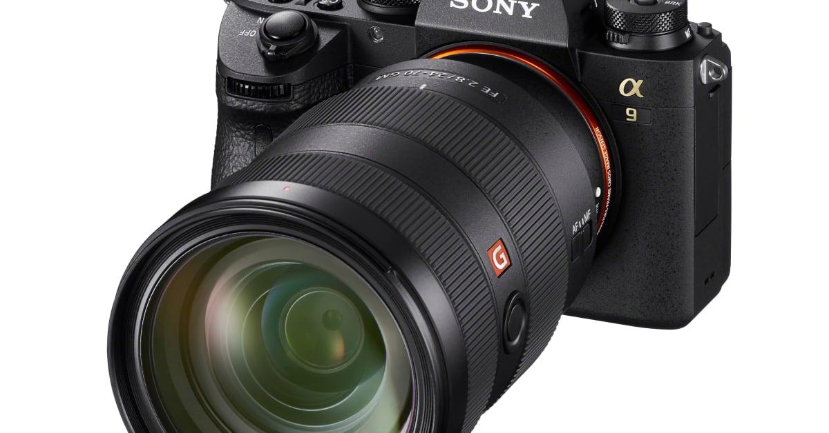 La nueva cámara α9 de Sony revoluciona el mercado de la imagen ...