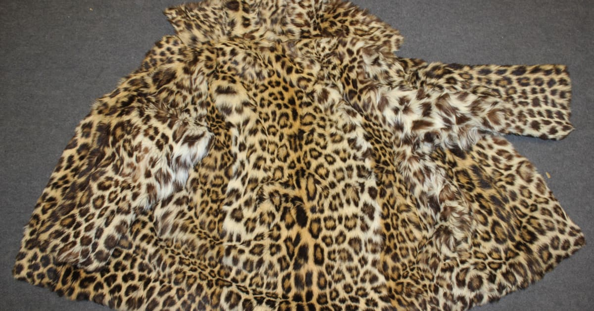 522763aa5bbe Man who sold fur coats made out of endangered leopards and wolves... -  Metropolitan Police