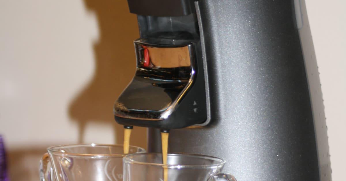 Salg kaffemaskin