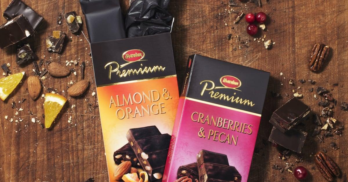choklad marabou premium